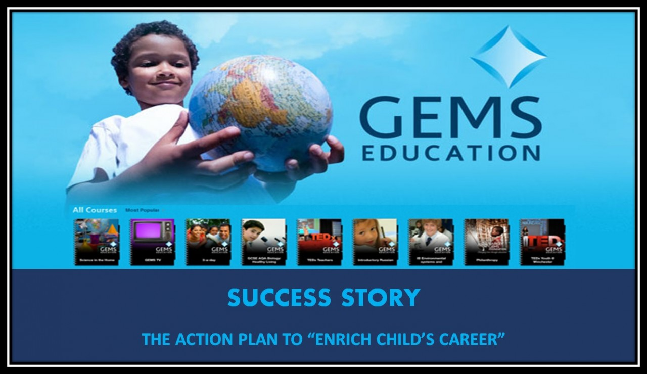 GEMS EDUCATION - SMS Marketing - Case Studies