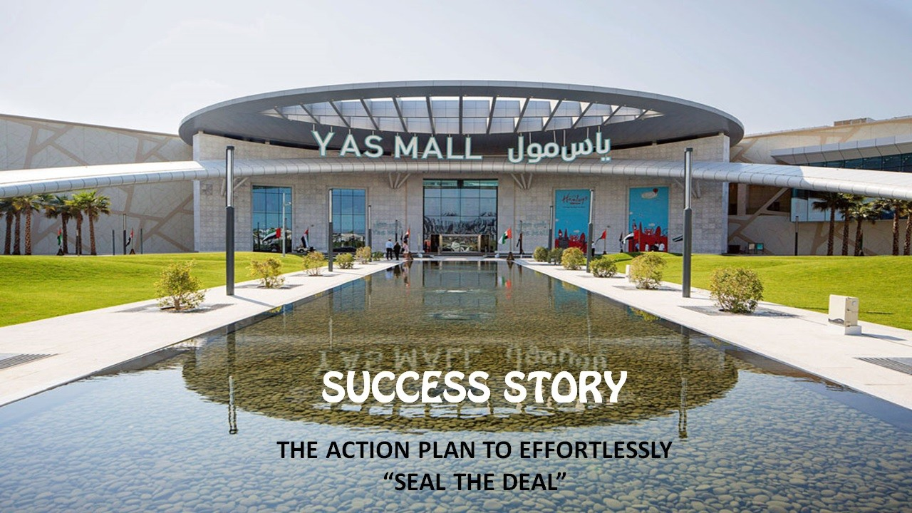 Yas Mall SMS Marketing Campaign By Dataslices